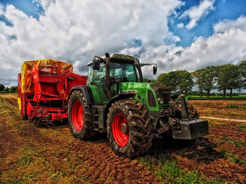 rural smart tech tractor